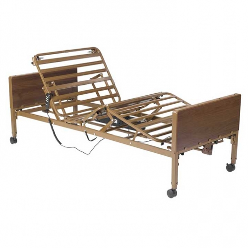 Fully Electronic Hospital Bed