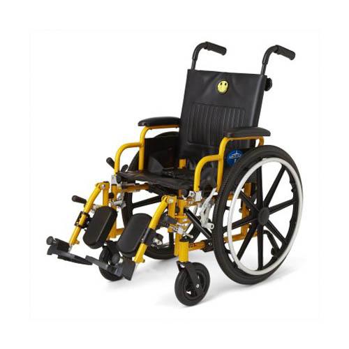 "Medline Kidz Pediatric Wheelchair 14"" Seat in Michigan USA"