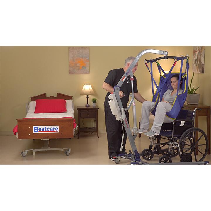 BestLift® PL400 – Full Body Patient Lift | Michigan USA