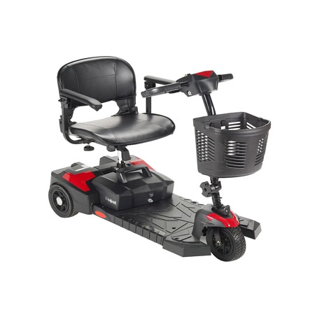 Scout 3 Wheel Travel Power Scooter