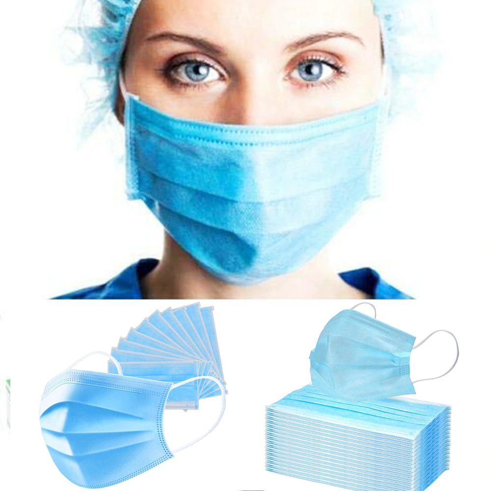 Surgical Face Mask 3 Ply