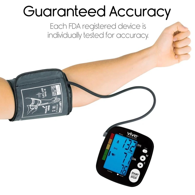Blood Pressure Monitor2