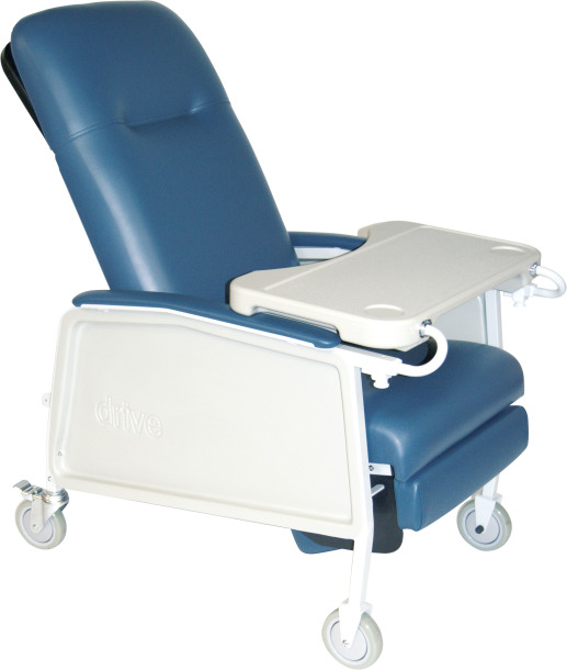 3-Position Recliner chair