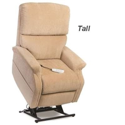 LC-525i Infinite-Position chair