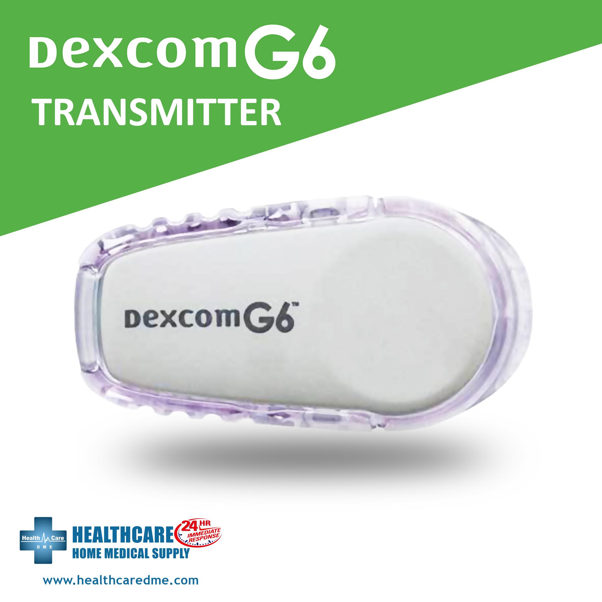 DEXCOM G6 TRANSMITTER | Michigan USA Diabetes Continuous Glucose Monitoring System DEXCOM G6 TRANSMITTER