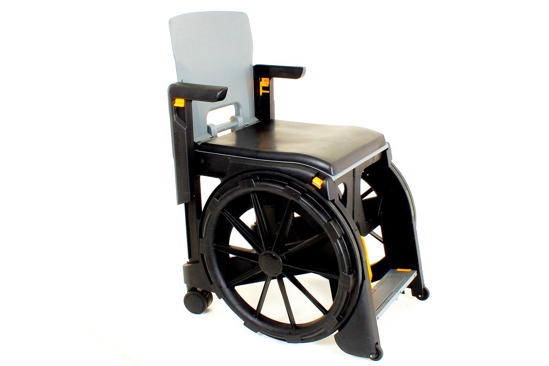 Shower Travel Chair Padded OverLay
