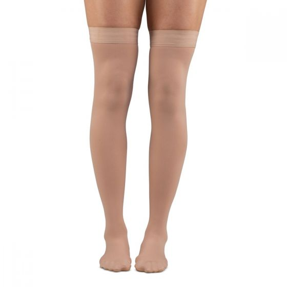 Dr. Comfort Microfiber Opaque Plus 20-30 Thigh High | Michigan USA Unisex Compression Stockings