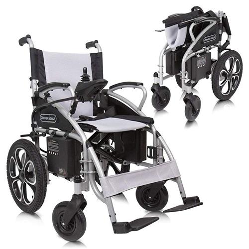 Compact Power Wheelchair | Michigan USA