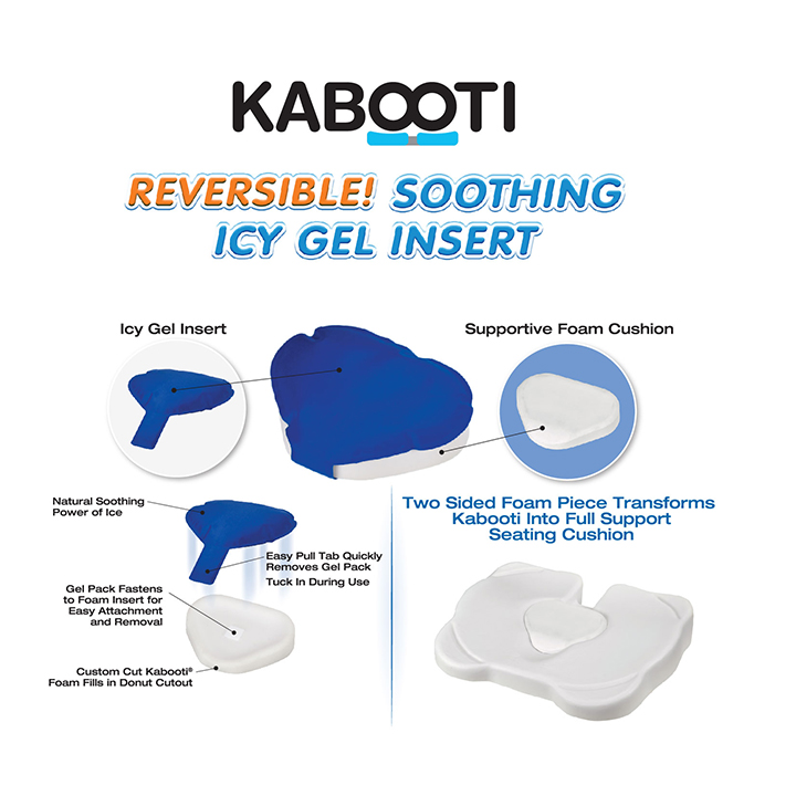KABOOTI ICE GEL INSERT | Michigan USA