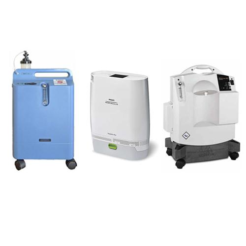 Oxygen Equipment and Supplies