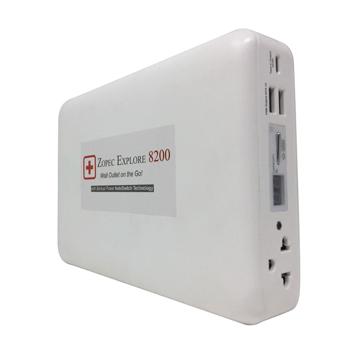 Zopec EXPLORE 8200 Travel CPAP Battery 218200C Available in Michigan USA