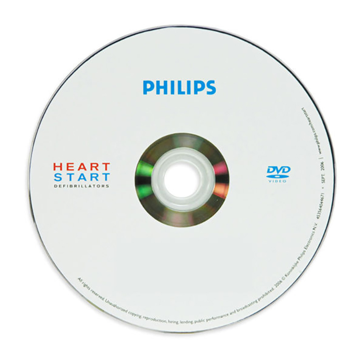 Philips HeartStart Home AED Training Video M5068-89100 in Michigan USA