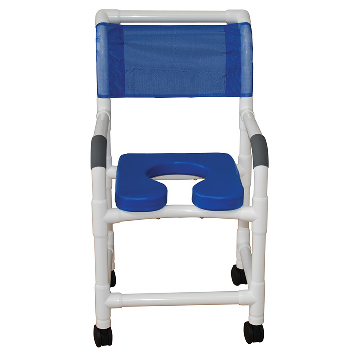 MJM SUPERIOR SHOWER CHAIR WITH SOFT SEAT DELUXE in Michigan USA